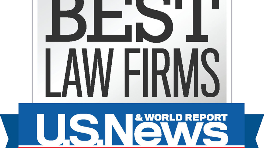 "HKH Named a ""Best Law Firm in America"""